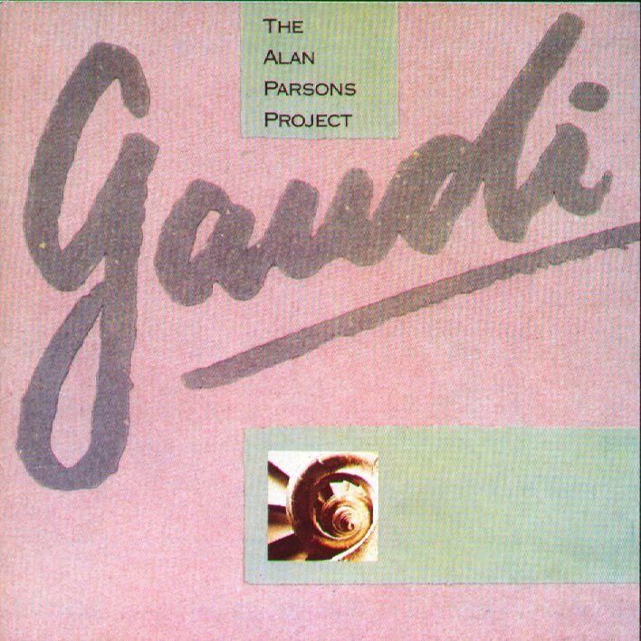 Alan Parsons Project Gaudi Pochette Vinyle Vinyle