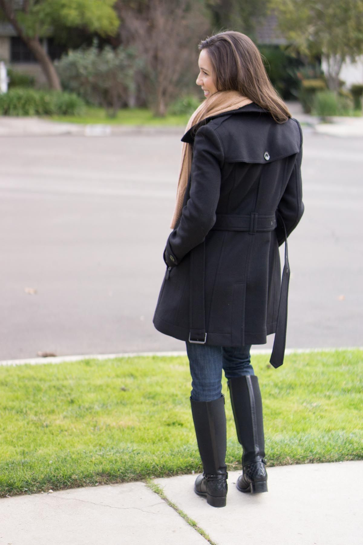 Burberry Daylesmoore Wool Coat Review Burberry Wool Coat Fashion Wool Coat [ 1800 x 1200 Pixel ]