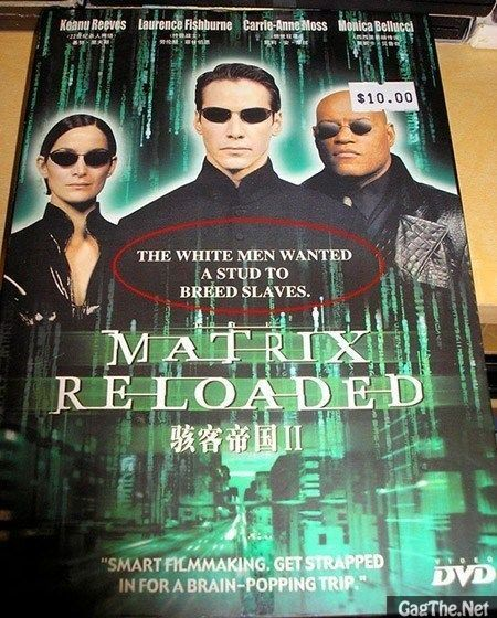 """Is This How """"The Matrix"""" Went?"""