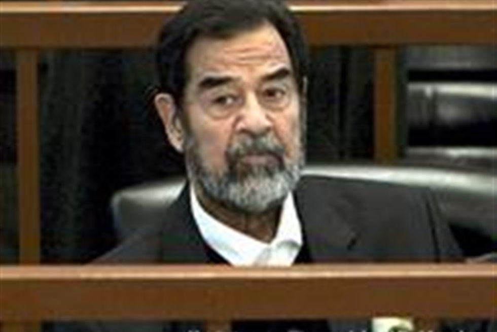 كان صدام حسين هو الرئيس الخامس للعراق وقد شغل منصبه هذا بين عامى ١٩٧٩ و٢٠٠٣ وجاء خلفا للرئيس أحمد حسن البكر وكان قبل Politics Fictional Characters Character