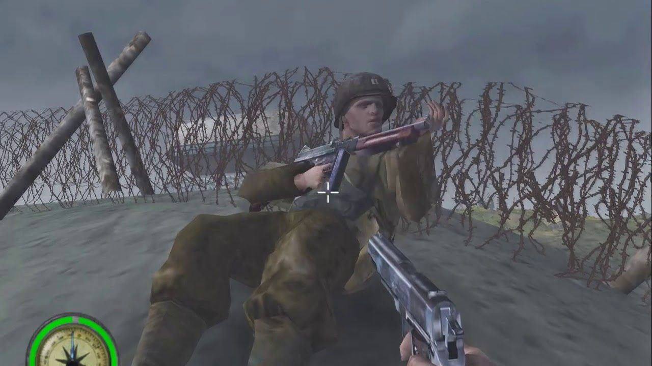 medal of honor frontline ps2 gameplay finest hour | Medal of honor,  Frontline, Medals