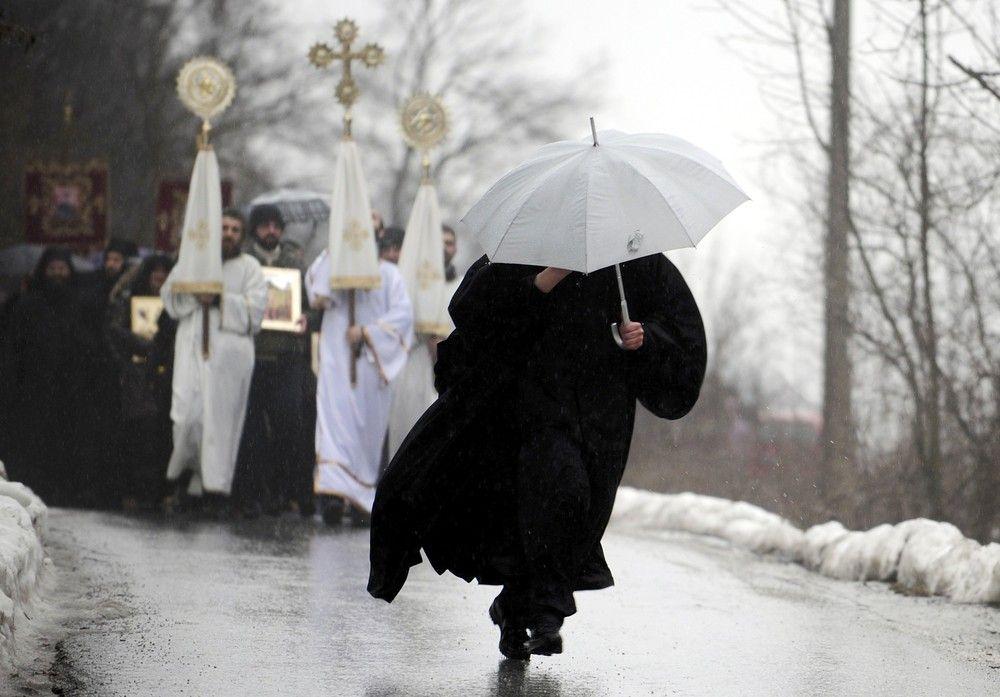Simply Algunas fotos: Bajo un paraguas