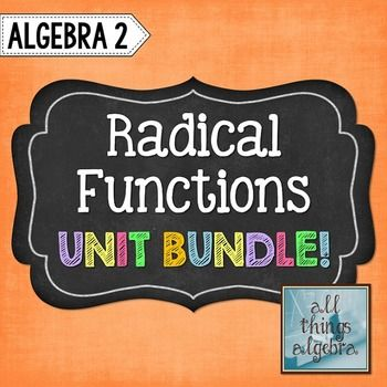 Radical functions algebra 2 curriculum unit 6 algebra algebra 2 radical functions unit 6 fandeluxe Image collections