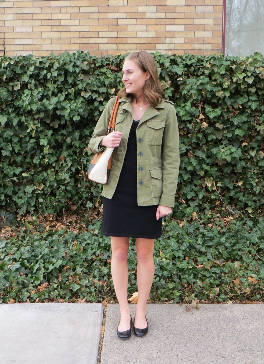 Fabulous outfit from twenty-something simple blogger.