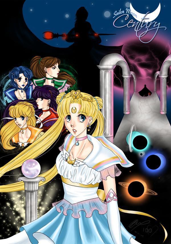 Sailor Moon C by rivertem on DeviantArt