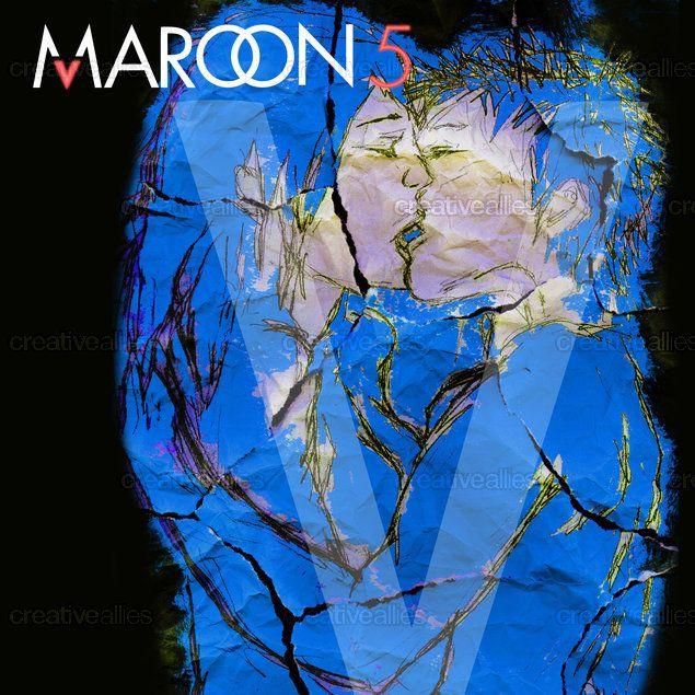Maroon 5 Album Contest On Creativeallies Com Share Vote And Comment Levine