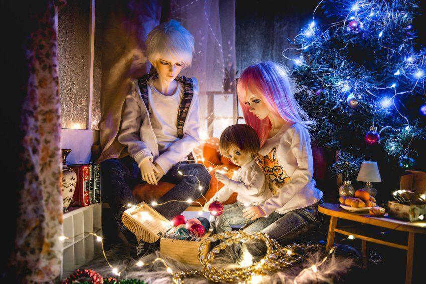 Фотоконкурсы: Деревенское детство и Новый год. Авторские ...