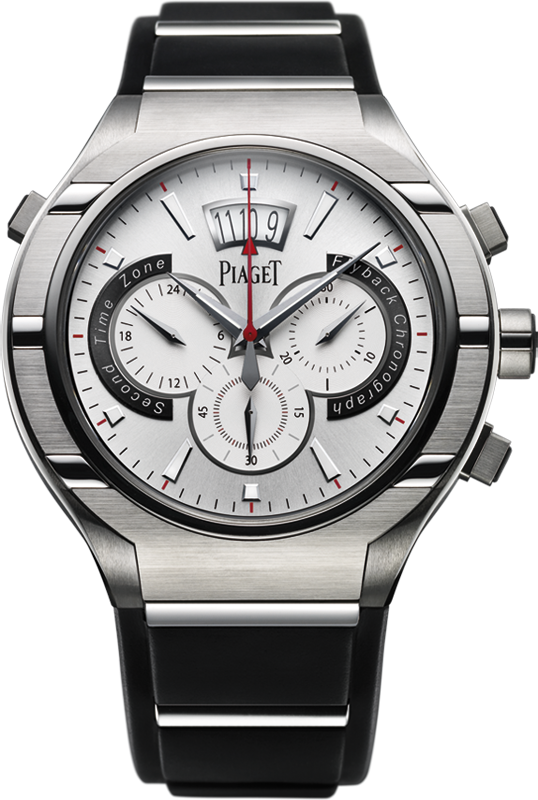 6c9376c0142 Piaget Polo FortyFive腕表 Piaget Polo FortyFive腕表,直径45毫米。钛 ...