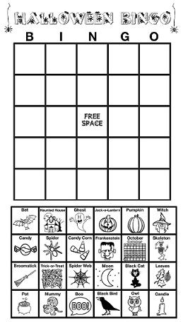 Halloween is coming! Celebrate with this Halloween themed bingo ...