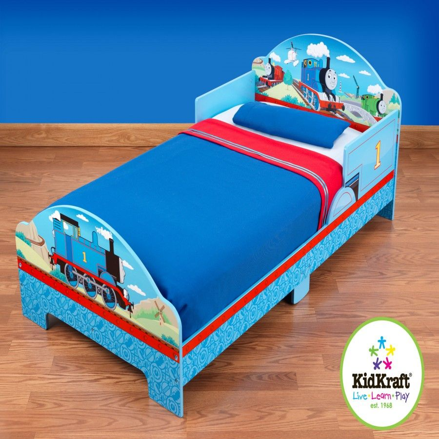KidKraft Thomas and Friends Toddler Bed - 20702