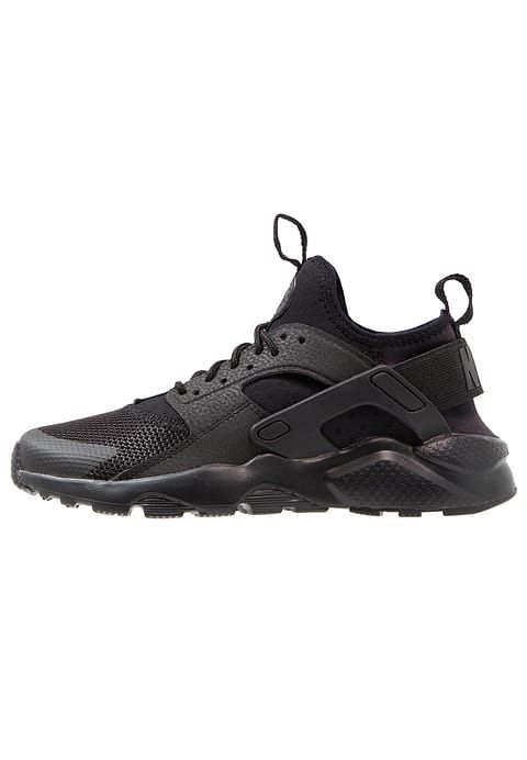 info for 60083 e6401 Nike Sportswear AIR HUARACHE RUN ULTRA - Trainers - black - Zalando.co.uk