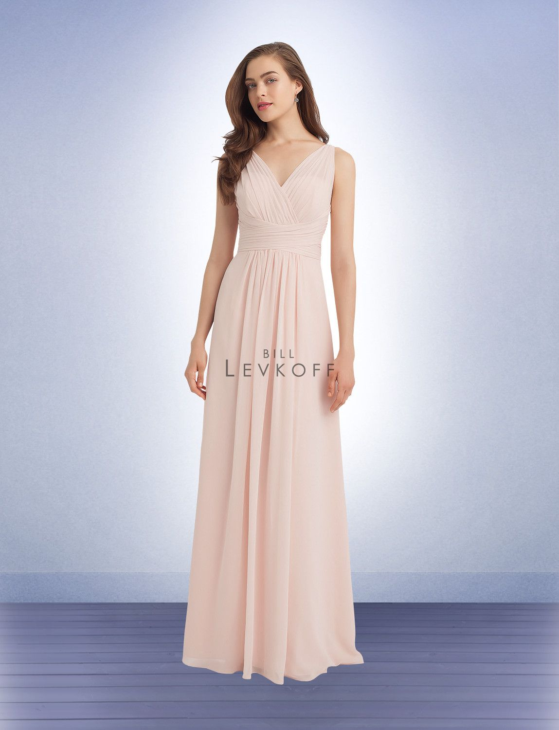 Bridesmaid dress style 1115 bridesmaid dresses by bill levkoff bridesmaid dress style 1115 bridesmaid dresses by bill levkoff store sample in petal pink ombrellifo Gallery
