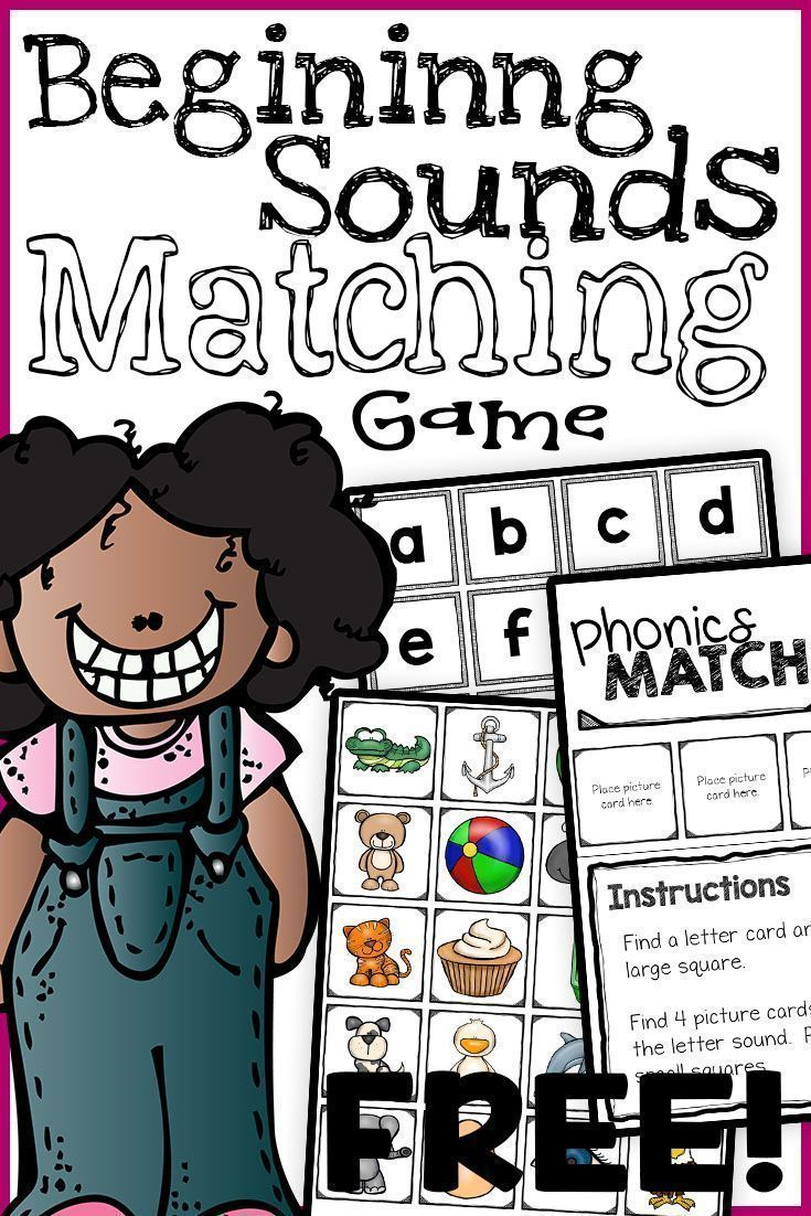Letter Game for Fun Phonics Practice! [FREE Download | Free phonics ...