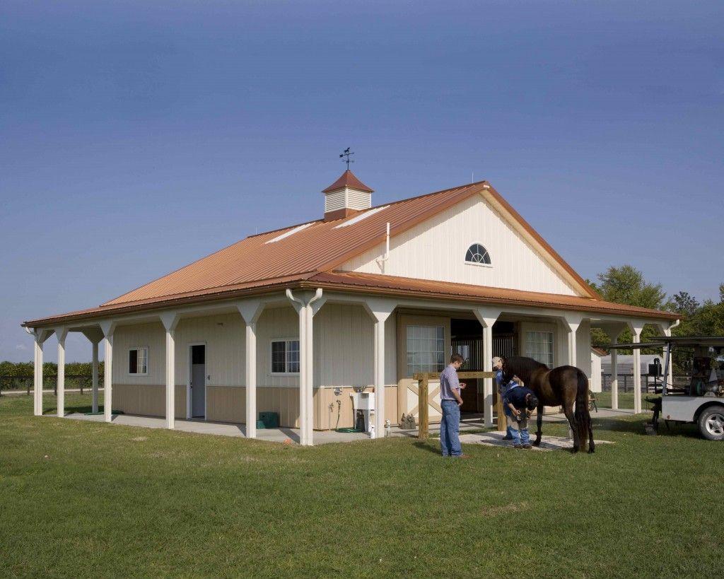 Laura S Horse Barn Morton Buildings 3533 In 2020 Morton Building Horse Barns Horse Barn Designs