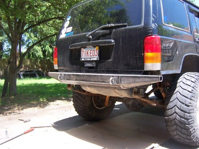 Custom Rear Bumper Build Page 2 Naxja Forums North