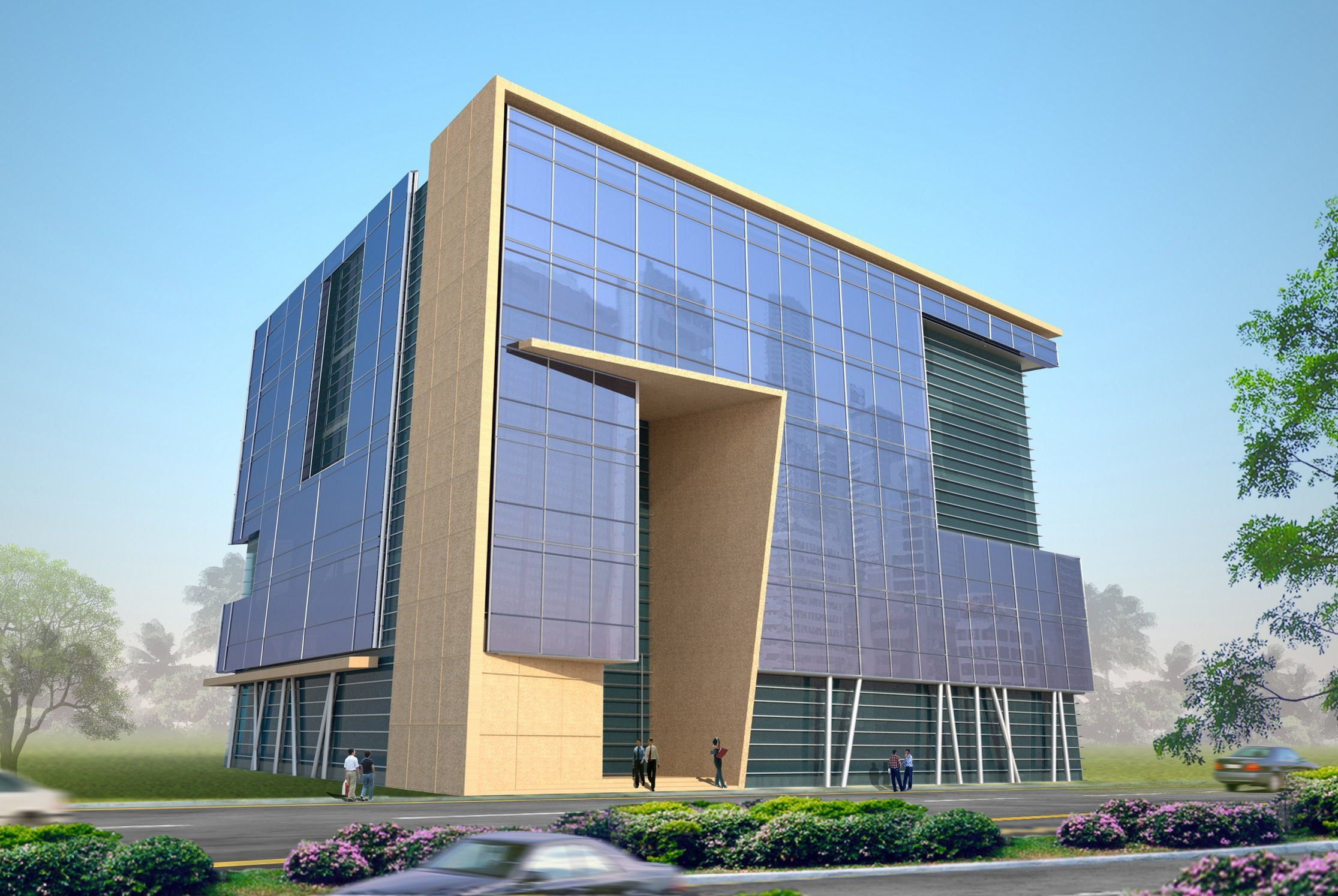 modern office building - Google Search | Rchitecture ...