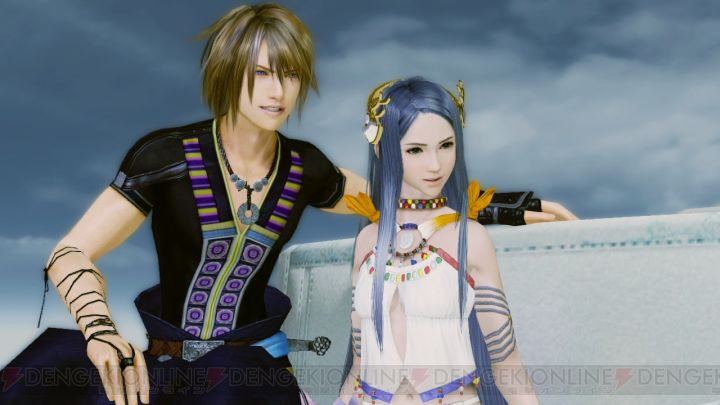 70 New Final Fantasy XIII Reminiscence ~Tracer of Memories~ Screenshots   SQUARE PORTAL