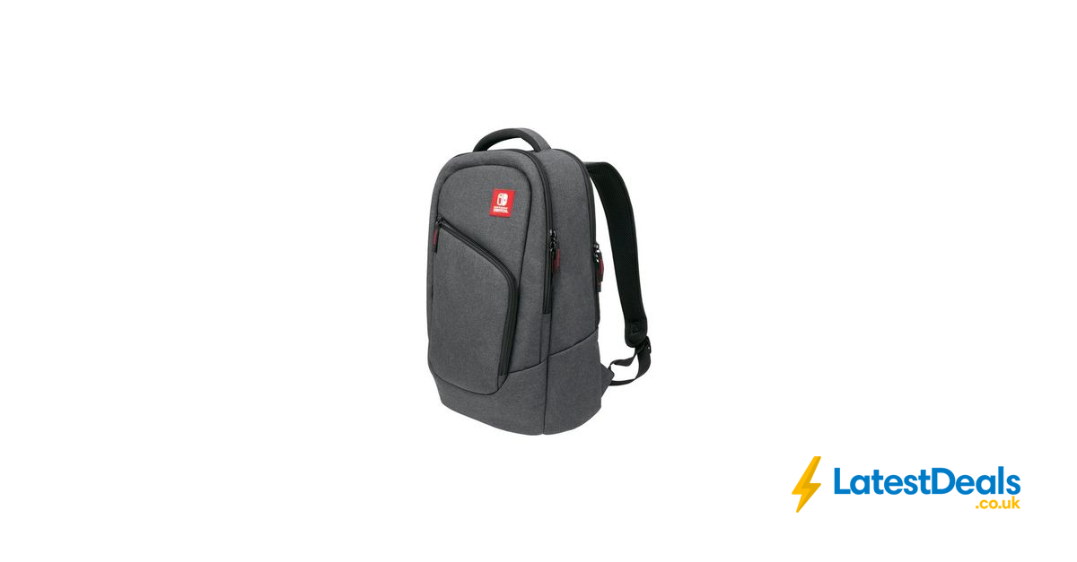 17d88bef4 Nintendo Switch Elite Players Backpack *HALF PRICE* Free C&C, £19.99 at  Argos