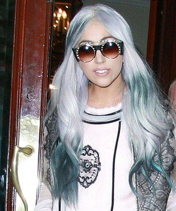 Gaga Grey Grey Hair Looks Silver Hair Color Silver Hair Dye