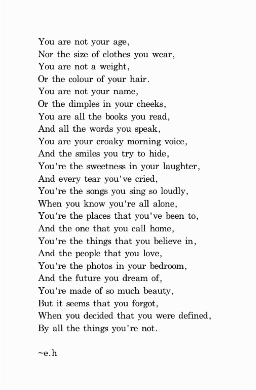 You Are You  Quotes     Poem Poet And Poem Quotes