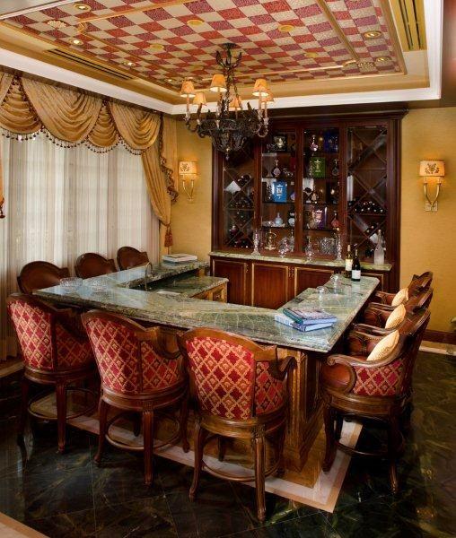 Stepdown Bar In Boca Raton Florida Warren Sheets Design Inc