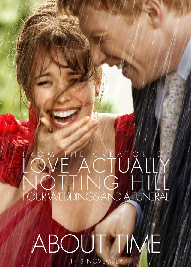 'About Time' Movie A MUST See... More Than Once (With
