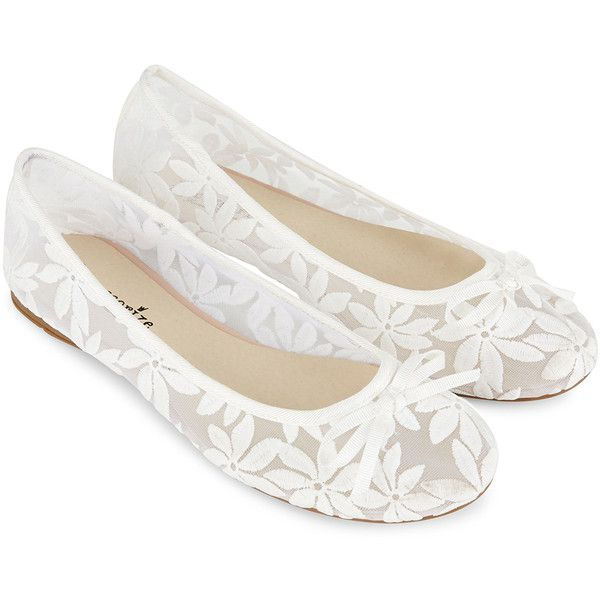 Ballerina Shoes | Flat lace
