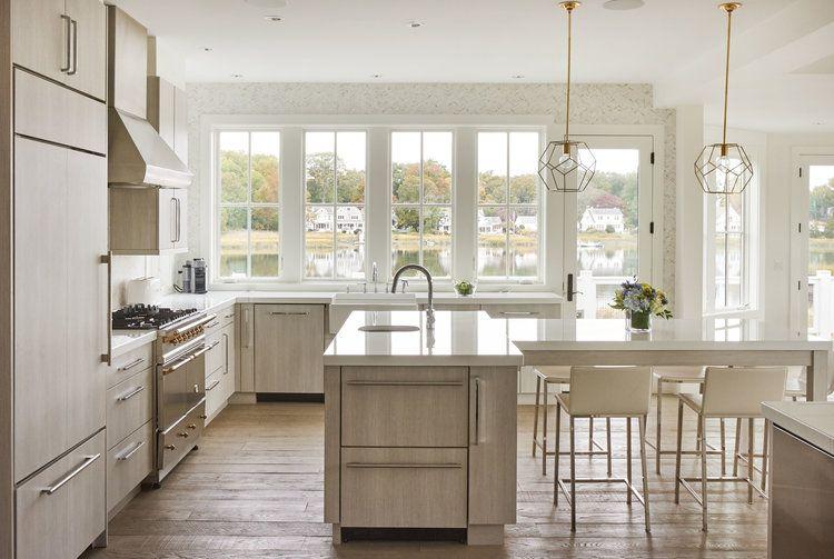 10 Nearwater8 Jpg Home Kitchens Kitchen Design Island With Seating