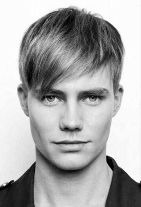40 Men's Haircuts For Straight Hair - Masculine Ha