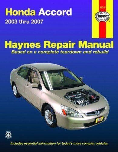 Manualspro On Twitter Repair Manuals Honda Accord Automotive Repair