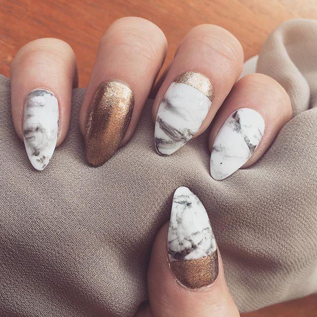 Aubreytate Marble Nail Art Nail Art Designs Marble
