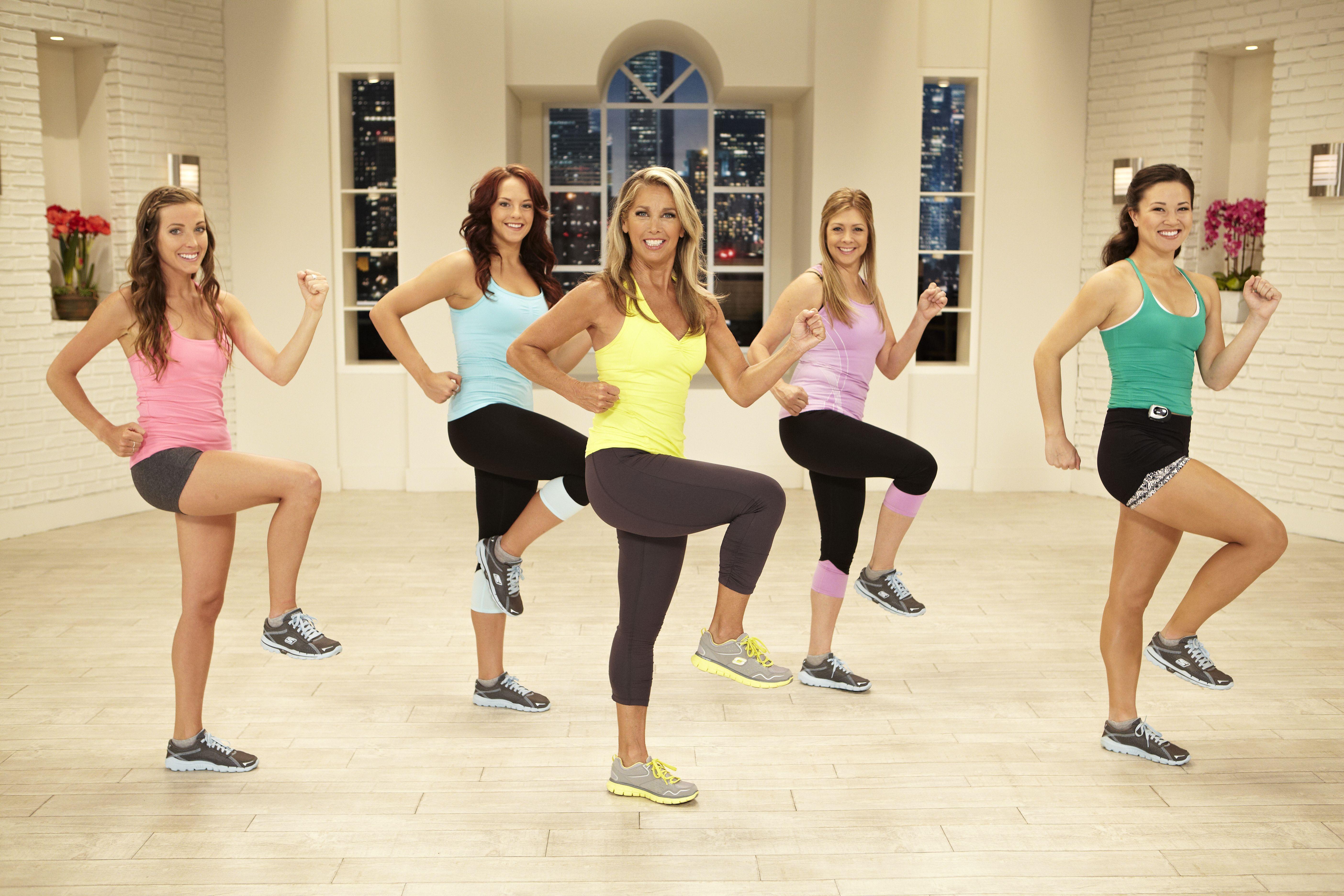 Видео про фитнес похудеть