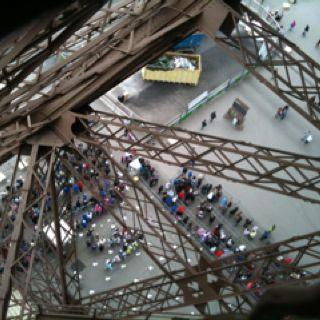 View from Tour Eiffel , Eiffelturm