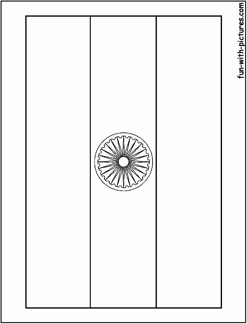 India Flag Coloring Page Unique India Flag Coloring Page Coloring