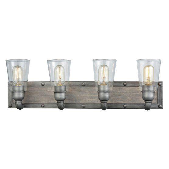 Elk lighting platform 14473 4 bathroom vanity light