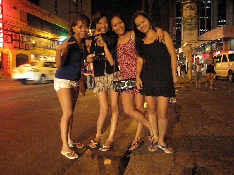 manila freelance girls