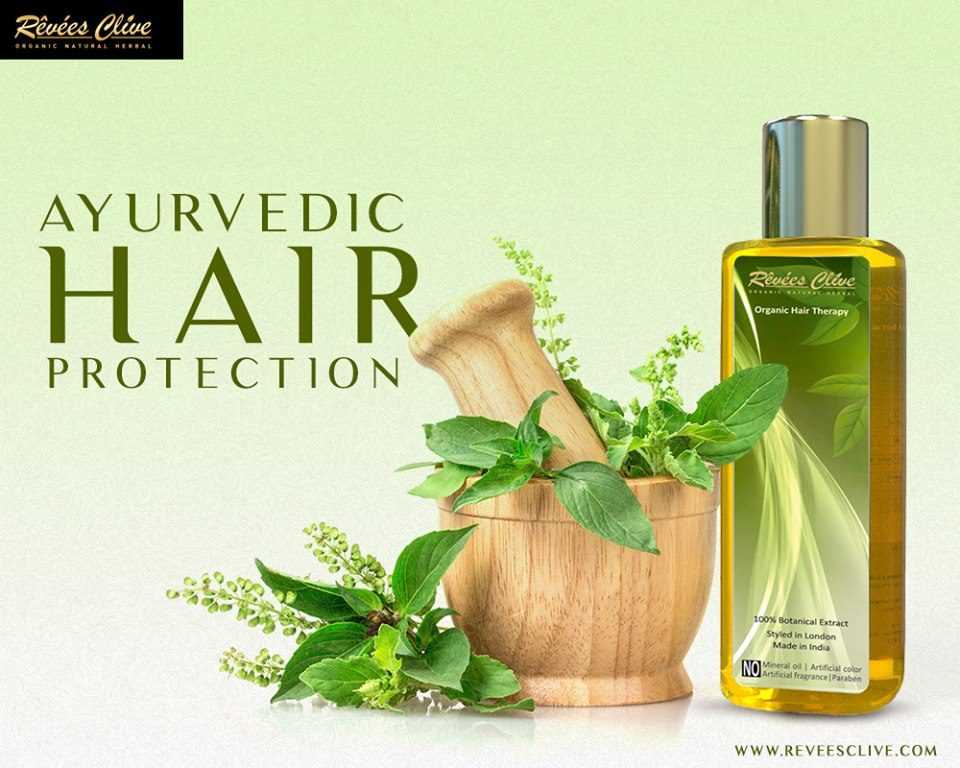 Long & Thick Tresses Come From Good Ayurvedic Hair Oil