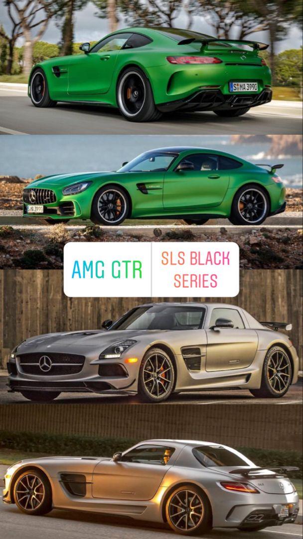 Amg Gtr Sle Black Series Mercedes Mercedes Benz Amg Mercedes Benz