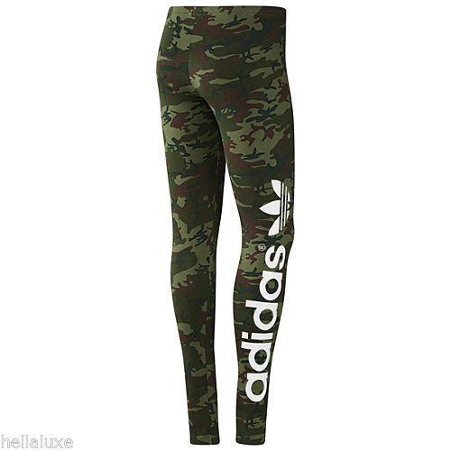adidas camouflage leggings