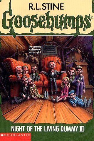 Goosebumps Books Ebook