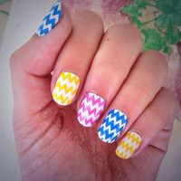 splat nail designs - Google Search