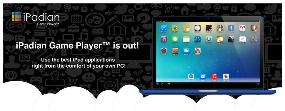 Free iPadian - The #1 iPad Air Simulator for pc