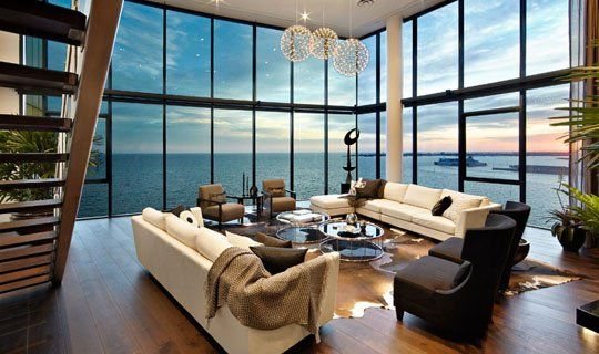 most expensive flats in the world