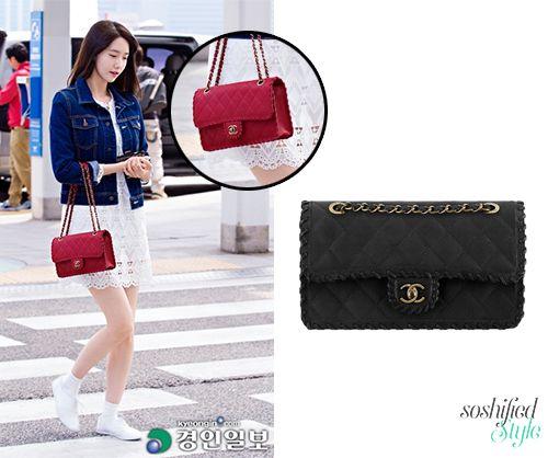 a97ae1e4a683 Soshified Styling Yoona  Chanel