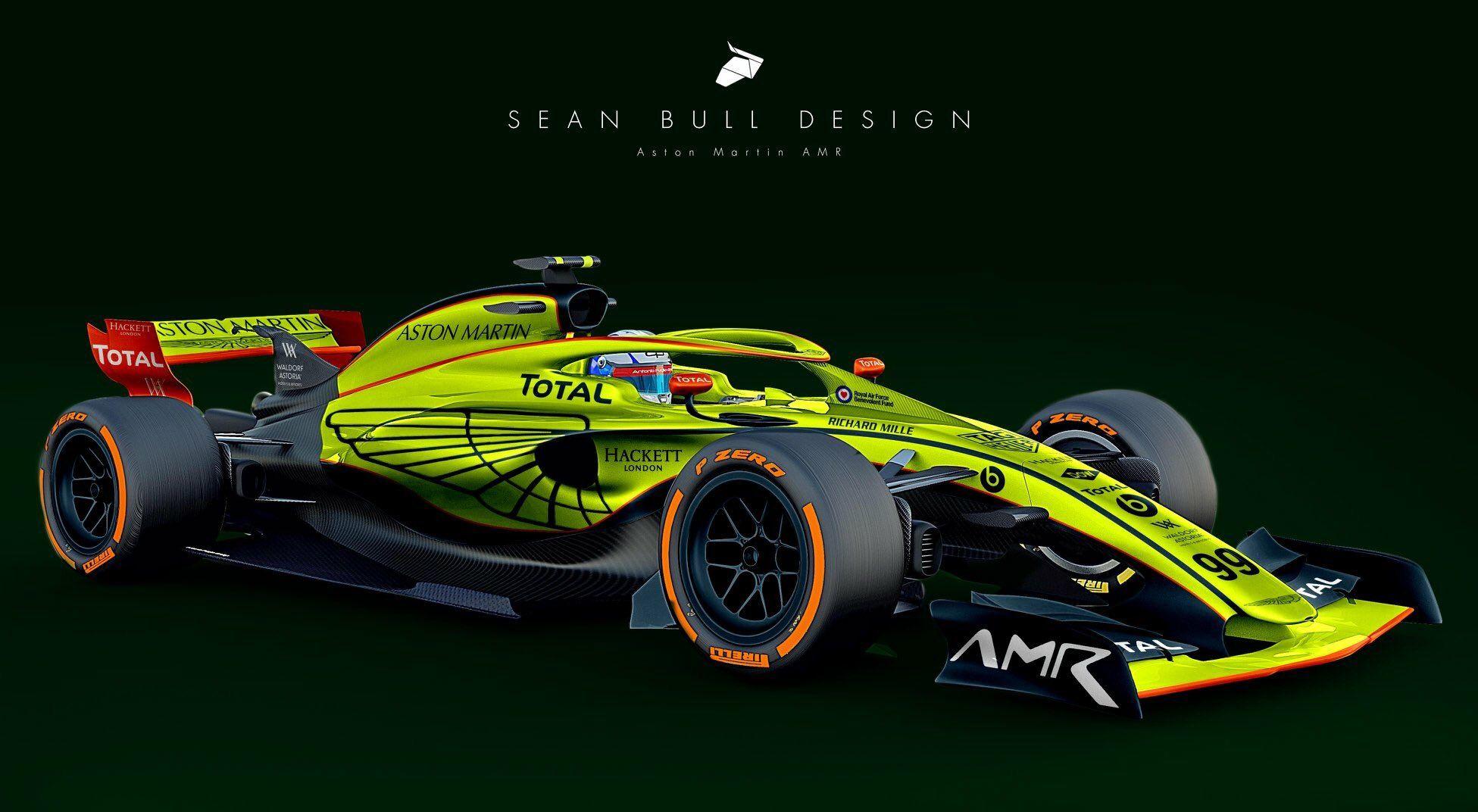 Sean Bull Design On Twitter Aston Martin Cars Aston Martin Car