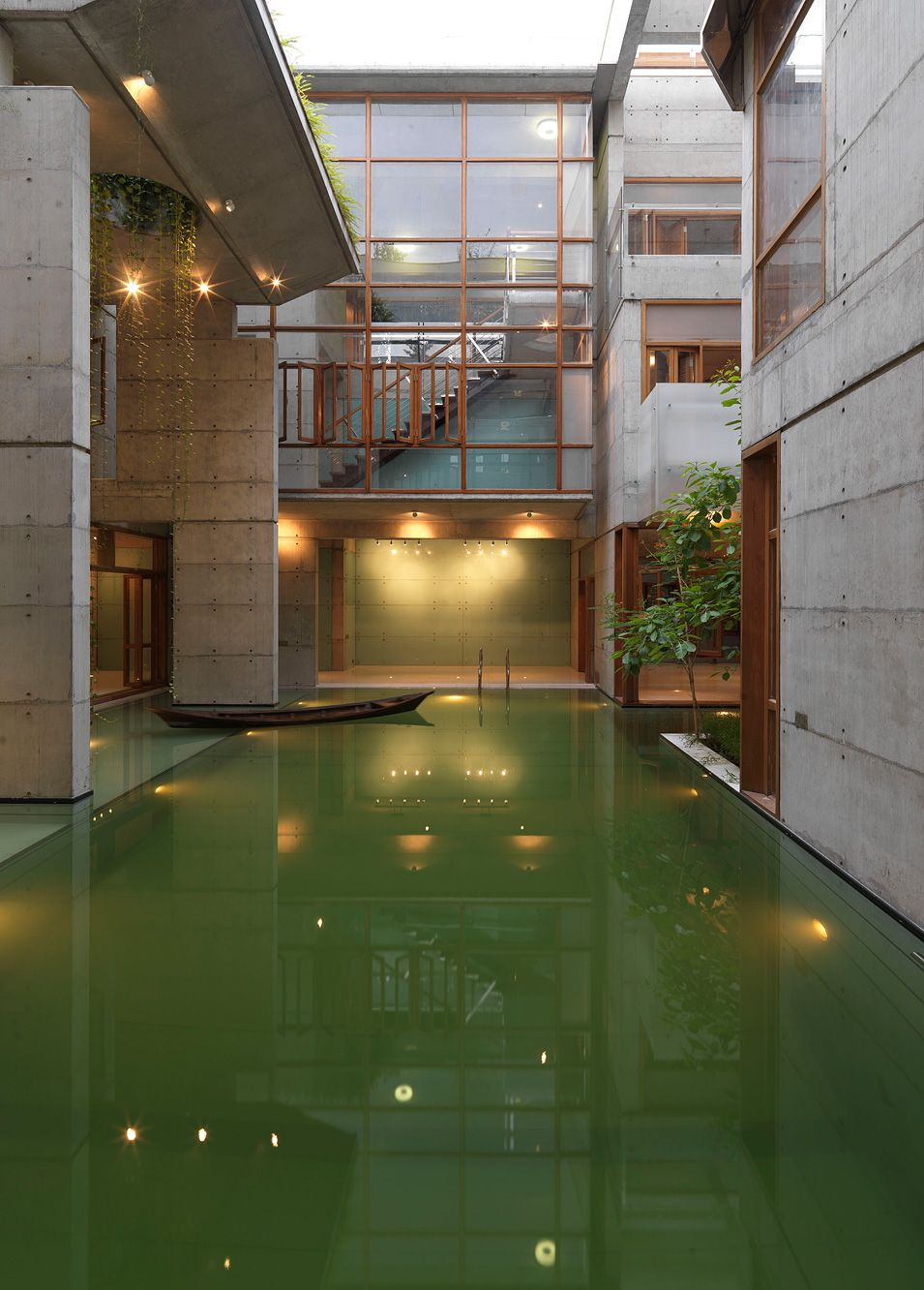 S.A Residence – Unfolding Nothingness by SHATOTTO
