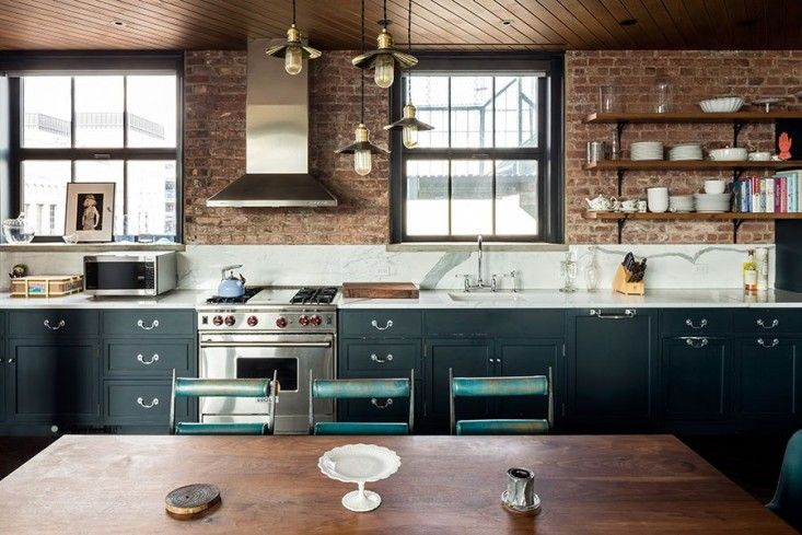 Kirsten Dunst Kitchen Soho | Remodelista www.lab333.com https://www.facebook.com/pages/LAB-STYLE/585086788169863 http://www.labs333style.com www.lablikes.tumblr.com www.pinterest.com/labstyle