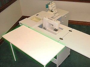 Sew Vac Direct  - Arrow 98505 White Quilting Extension for 98401 Sewing Machine Cabinet, $185.99 (http://www.sewvacdirect.com/arrow-98505-white-quilting-extension-for-98401-sewing-machine-cabinet/)