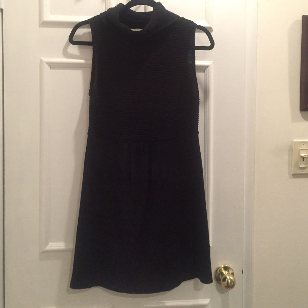 Zara sleeveless black sweater dress black sweater dress and products