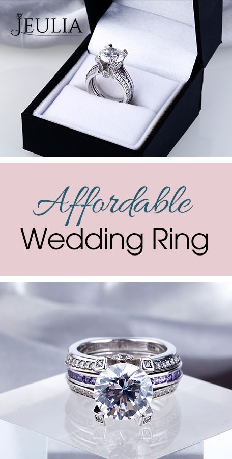 Affordable Wedding Ring Premium Grade Jewelry Anniversary